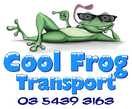 Cool Frog Refrigeration Transport